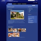 4 Page Website: Glen Adenoi Guest House