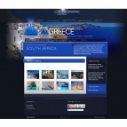 5 Page website: Hellenic Ministries