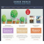 Online Store: Derek Prince Ministries South Africa